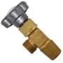 ВК-94-01 (исп.03) вентиль кислородный для установки на рампу