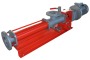 Насос SP-H-38-01.SS.04 для эпоксидной смолы