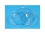 Чашка Петри 90мм, ПС, стерильная, уп.10 шт