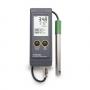 HI991002N портативный рН-метр/термометр/ОВП (pH/ORP/T)