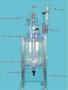 Реактор стеклянный лабораторный 5л