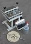 Виброплощадка лабораторная ВЛ-1УТ (для бетона и асфальта)