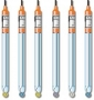 Стеклянные твердоконтактные рН-электроды ЭСТ