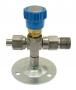 Клапан запорный К-1101-16 (ВКм) Вентиль кислородный