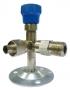 Клапан запорный К-2102-16 (ВКМ-У) Вентиль кислородный