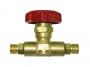 Клапан запорный К-1409-250В10В10