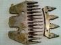 Запасные ножи (стригущие пары) к машинке для стрижки овец