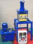 Вулканизационный гидравлический пресс усилием 10 и 16 тонн