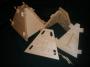 Форма для творожной пасхи 1,6л (Деревянная пасочница)