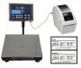 Весы электронные с функцией печати этикеток